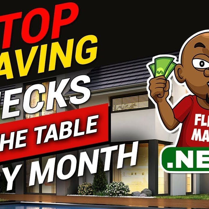 Stop Leaving Checks on the Closing Table | Get More Motivated Sellers Calling You | mail2flip.com