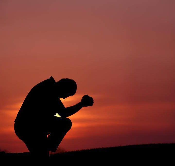MODLITWA - W modlitwie