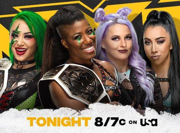 NXT Review w/Zach Smith