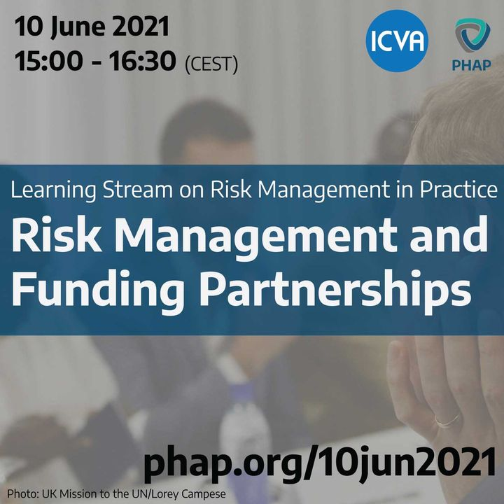 Risk Management and Funding Partnerships