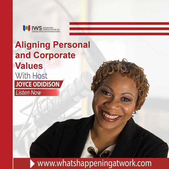 Episode 27 - Aligning Personal And Corporate Values