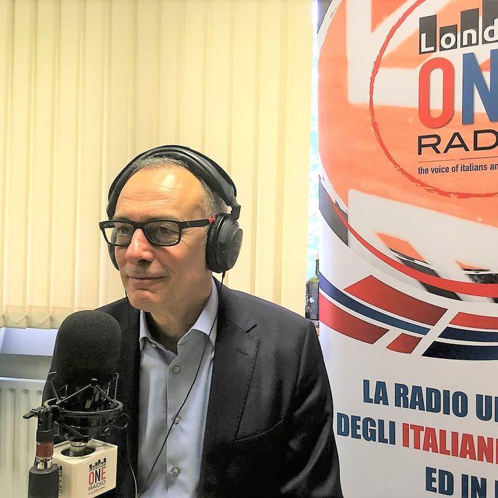 """Brexit: ne parliamo con il giornalista Marco Varvello attraverso il suo libro """"Brexit Blues"""""""
