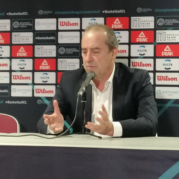 """Txus Vidorreta: """"Tenemos que empezar mejor los partidos"""""""