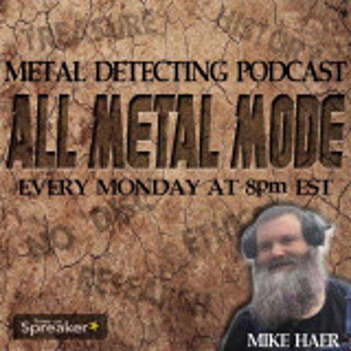Metal Detecting with Guest Amanda Digger Degaz