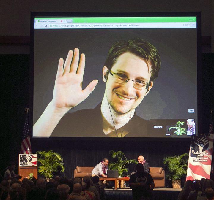 Ed Snowden Patriot