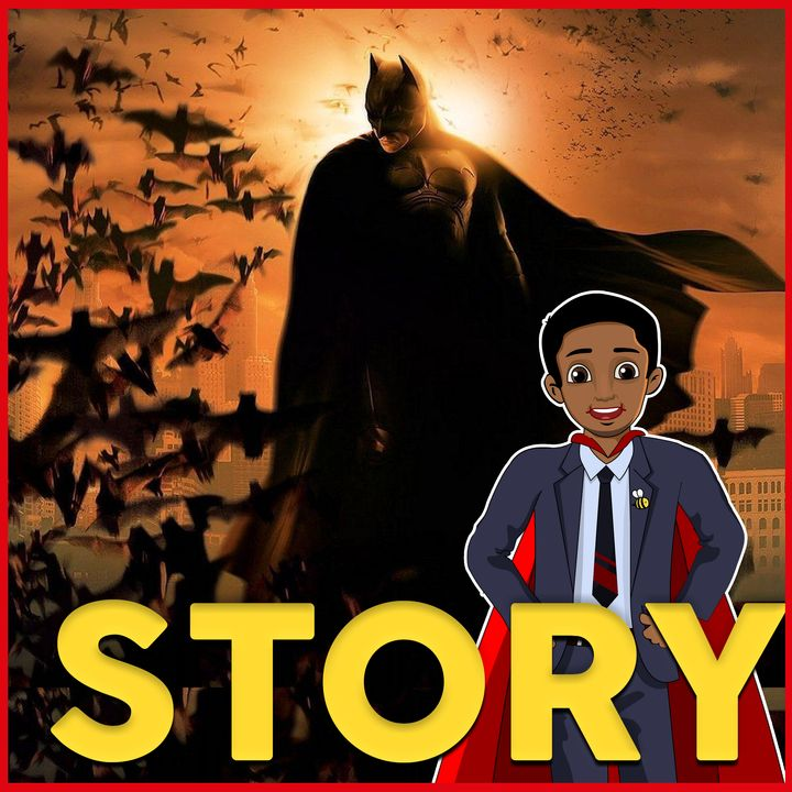 Batman - Sleep Story
