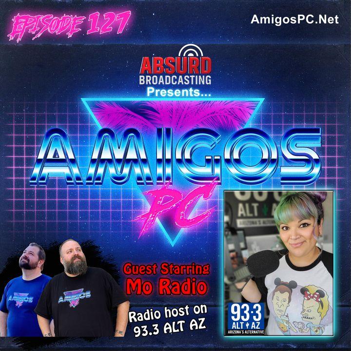 127 MoRoRadio midmorning host of Altaz 93.3 and the Mostalgia podcast