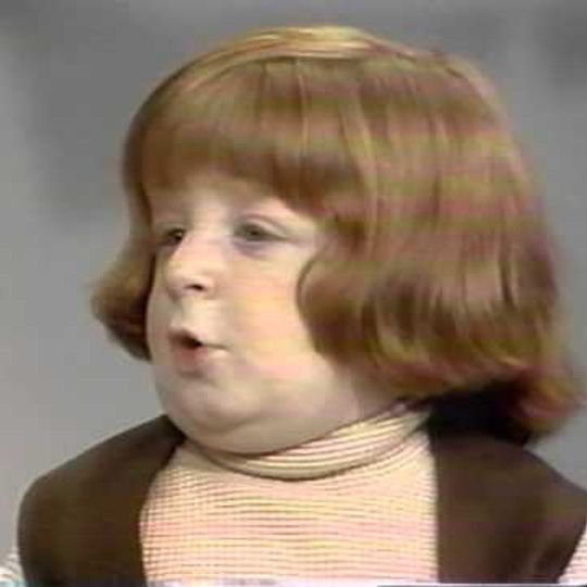 Mason Reese, Prince of commercials from the past.
