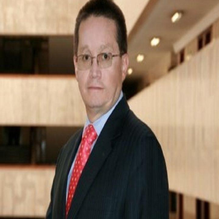 Senador Guillermo Garcia Realpe
