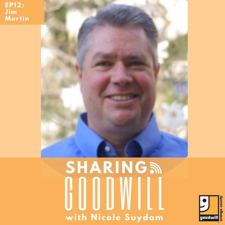 Episode 12: Jim Martin of Donate Life California