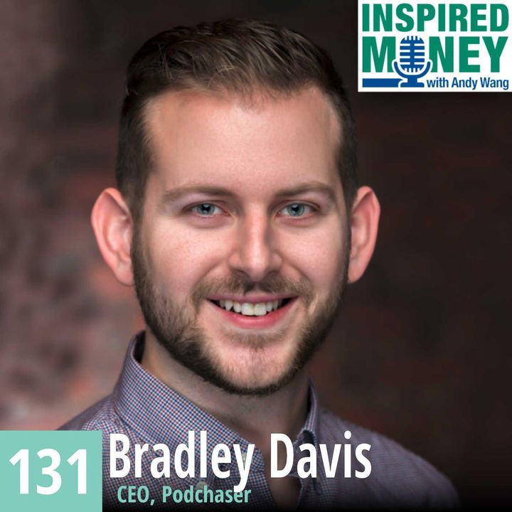 From Side Hustle to VC-Backed Startup with Podchaser's Bradley Davis