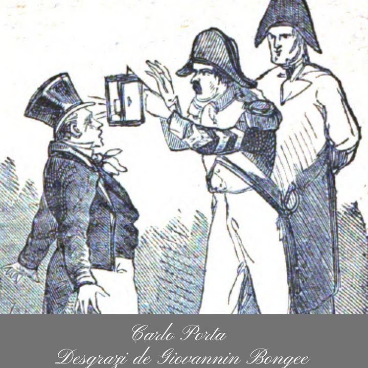Desgrazzi de Giovannin Bongee( Legge Adele)
