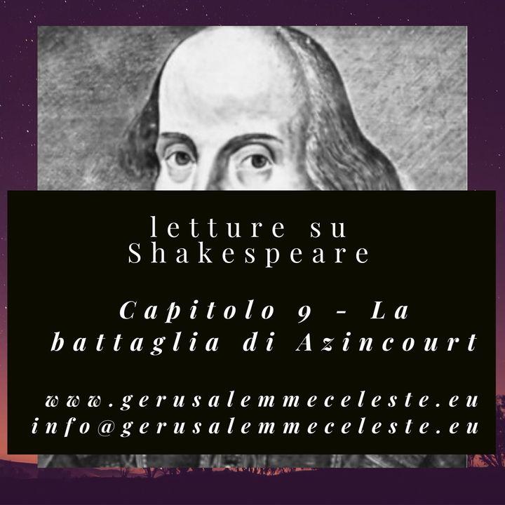 Capitolo 9 - Enrico VI: la battaglia di Azincourt