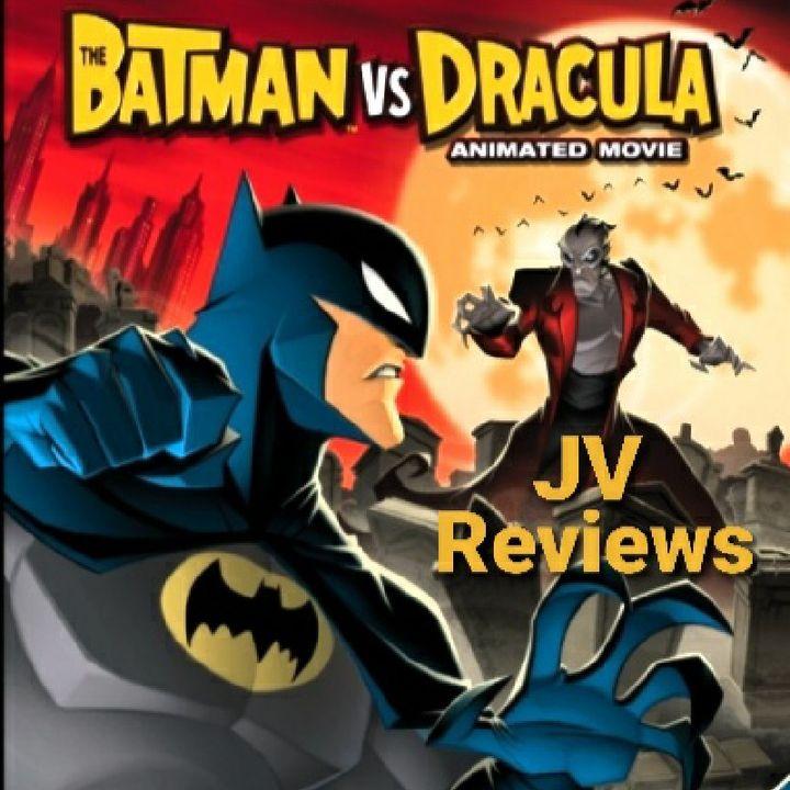 Episode 62 - The Batman Vs Dracula Review (Spoilers)