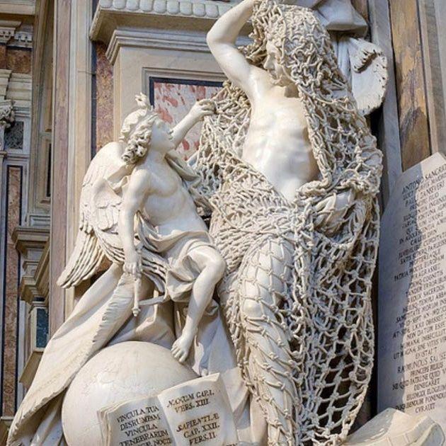 La statua del Disinganno, tra simboli esoterici e storia