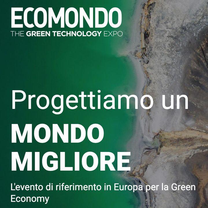 Puntata 69/2020 del 12 novembre - Ospite: Andrea Trapani - Ecomondo