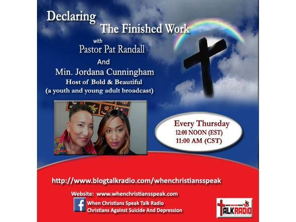 "MIND RENEWAL PT 4: ""Distractions"" on  DTFW with Pastor Pat and Minister Jordana"
