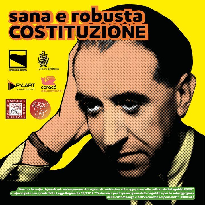 """Educap - """"Sana e robusta Costituzione"""" - 4 BS Pacinotti"""