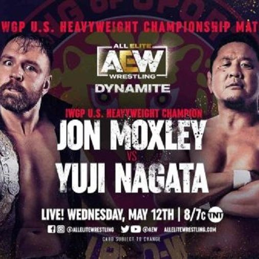 Episode #68: AEW Dynamite 5-12-2021 Review, Wrestling News, Results, and Previews
