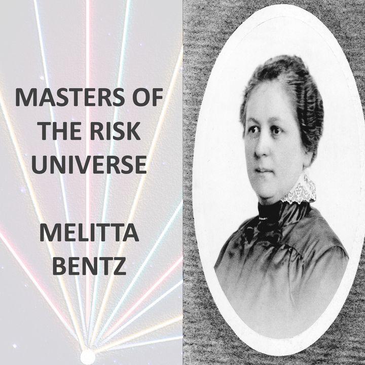 Masters of the Risk Universe... Melitta Bentz