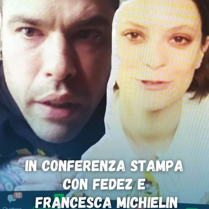 Sanremo 2021, la voce del duo Fedez-Michielin