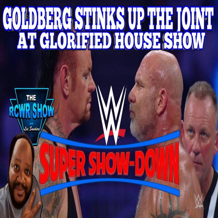 WWE Super Showdown 2019 PPV Recap Post Show