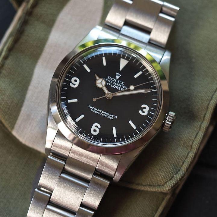 EP6 - Il Rolex Explorer