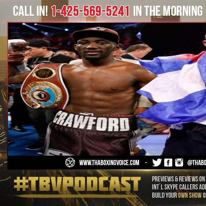 ☎️Terence Crawford vs Manny Pacquiao or Kell Brook❓REALISTICALLY Yordenis Ugas is NEXT🙏🏽