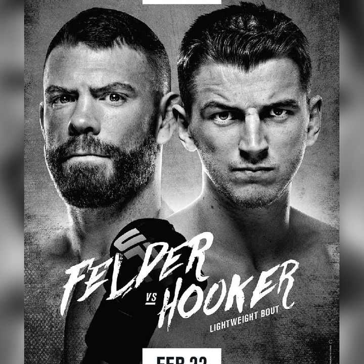 Preview Of The UFC FN Card In Auckland New Zealand Headlined By Paul Felder - Dan Hooker In A Great Lightweight Fight!!!