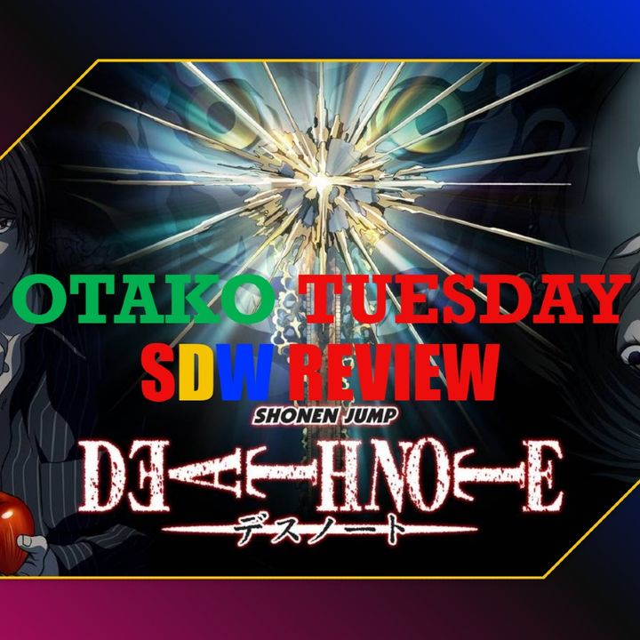 OTAKO TUESDAY: Death Note Review!
