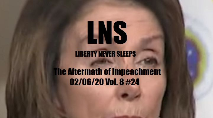 The Aftermath of Impeachment 02/06/20 Vol. 8 #24