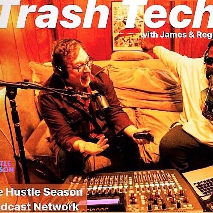 THS Presents: TRASH TECH_003 w/ James & Reggie