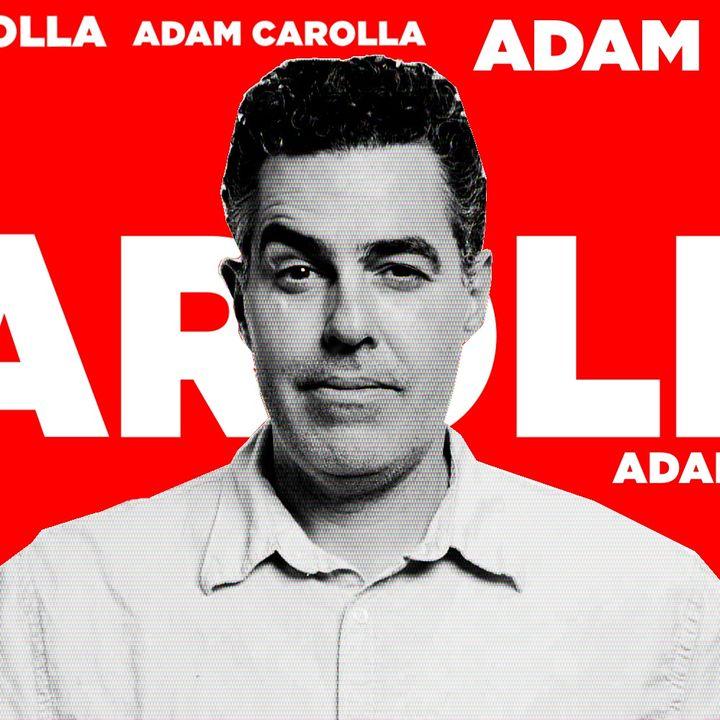 Adam Carolla talks about desperate stars over 40, the NXVIM sex scandal, and Lori Loughlin
