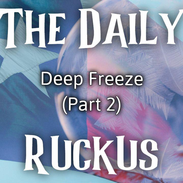 Deep Freeze (Part 2)