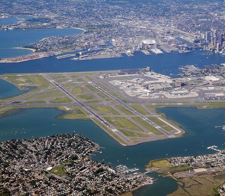 Logan Air Traffic Controllers Furloughed Due To Shutdown