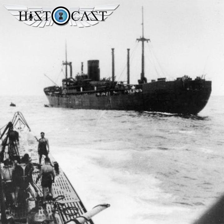 HistoCast 178 - Corsarios en la II Guerra Mundial
