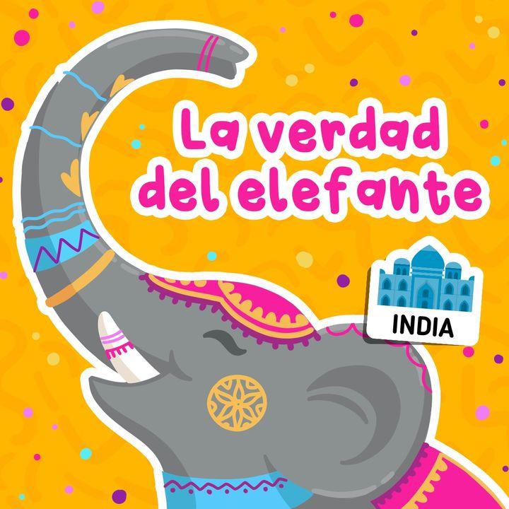 Cuentos para niños I La verdad del elefante 06