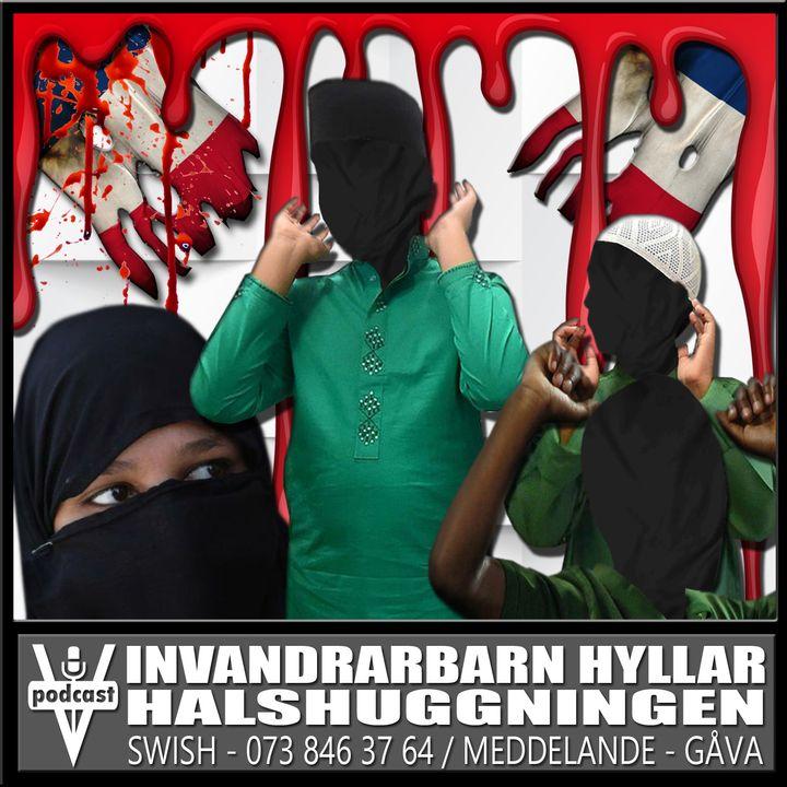 INVANDRARBARN HYLLAR HALSHUGGNINGEN