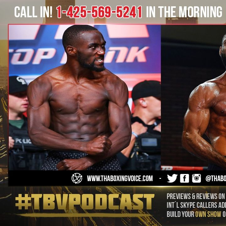 ☎️Crawford vs Brook Fight Week🔥RELENTLESS | Updating The Welterweight Division Review❗️
