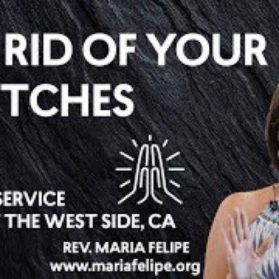 [SERMON] Get Rid of Your Crutches - Unity - ACIM - Maria Felipe