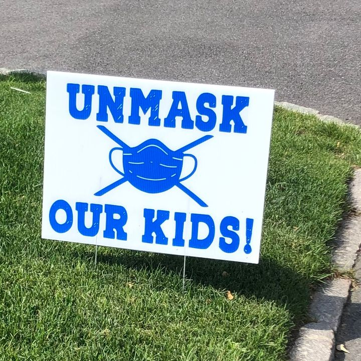 Episode # 61 – Unmask Our Kids