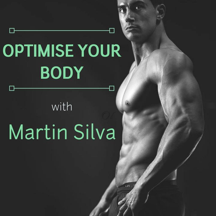 Supplements, staying lean all year round and more with @MrBondFitness