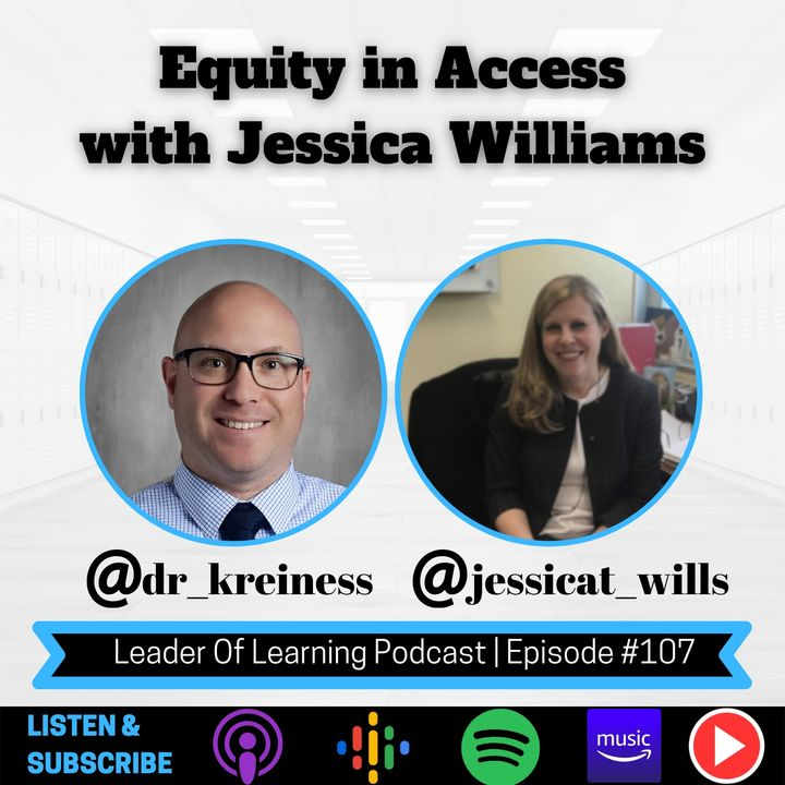 Equity in Access with Jessica Williams