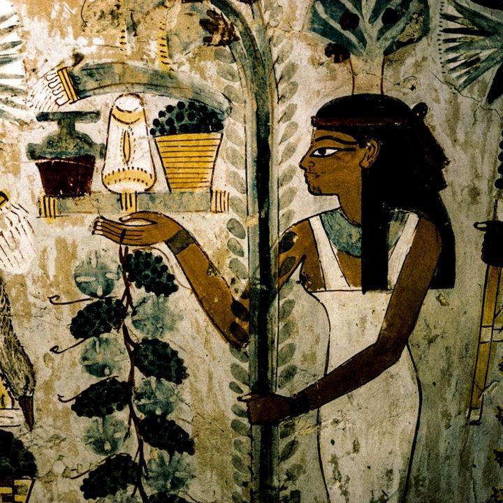 La cucina dell'Antico Egitto