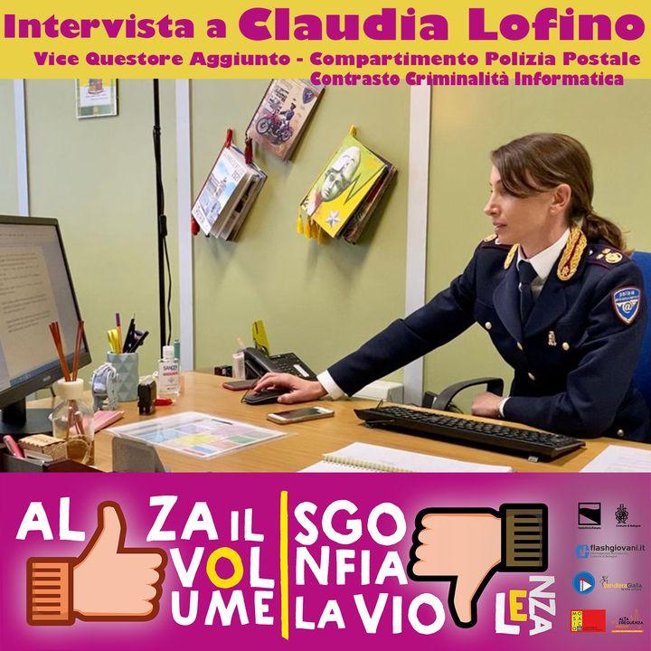 AlzailVolume#5. La 1G # Scuola Media Giuseppe Dozza di Bologna intervista Claudia Lofino