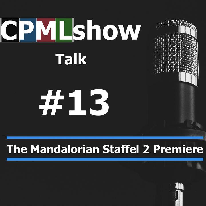 #13 The Mandalorian Staffel 2 Premiere