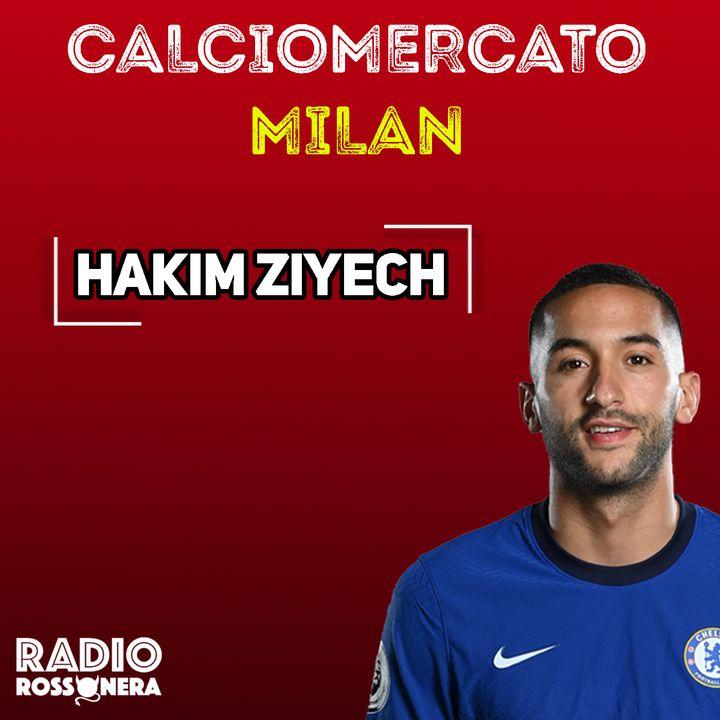 CALCIOMERCATO MILAN: HAKIM ZIYECH, LA SCOPERTA DI MARCO VAN BASTEN