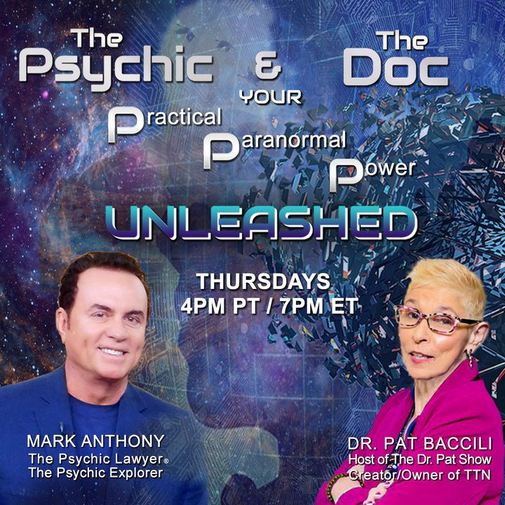Evidence of Eternity with Psychic Lawyer Mark Anthony