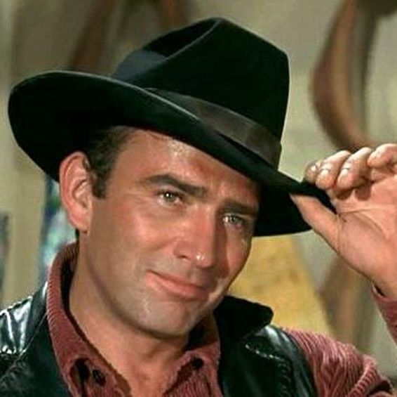James Drury , best known for The Virginian