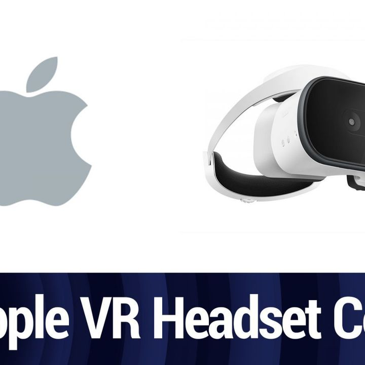 Apple VR Headset in the Works   TWiT Bits